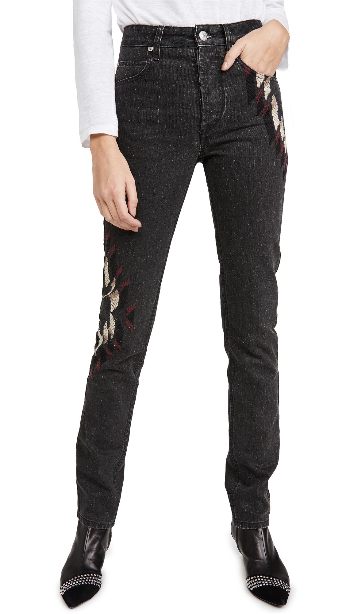 Isabel Marant Etoile Bilianab Jeans