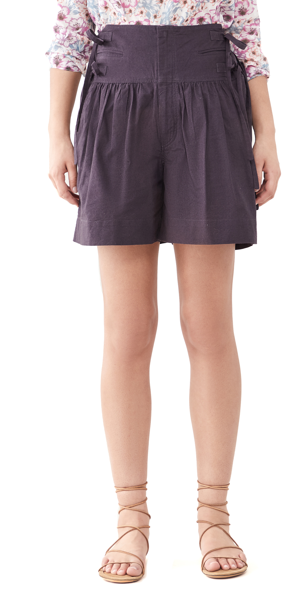 Isabel Marant Étoile Shorts OPALA SHORTS