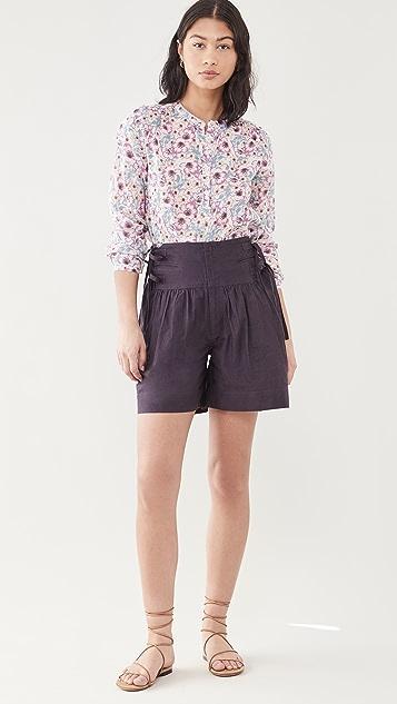 Isabel Marant Etoile Opala 短裤