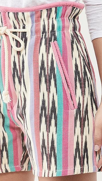 Isabel Marant Etoile Inima Shorts