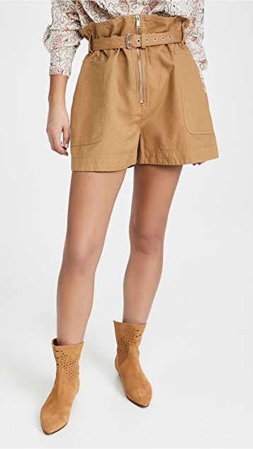 Isabel Marant Etoile Parana 短裤