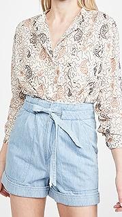 Isabel Marant Etoile Mexika 女式衬衫