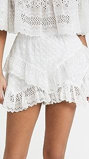 Isabel Marant Etoile Teocadia 短裤