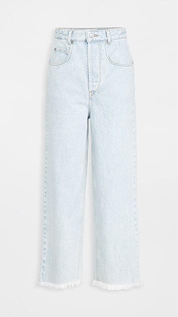 Isabel Marant Etoile Laliskasr Jeans