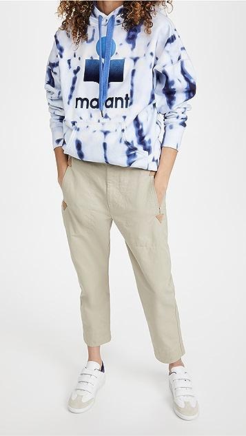 Isabel Marant Etoile Mansel 运动衫