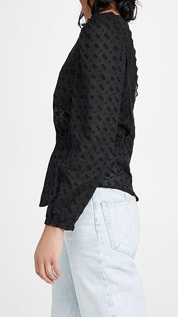 Isabel Marant Etoile Taziae 女式衬衫