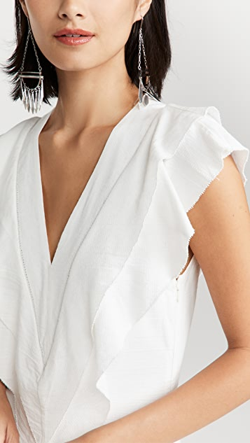 Isabel Marant Etoile Hillary Dress
