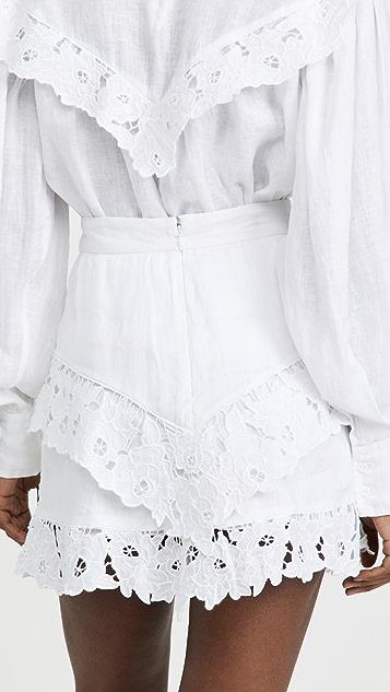 Isabel Marant Etoile Enali Skirt