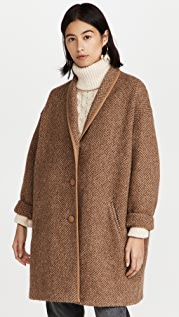 Isabel Marant Etoile Jelanyo Coat