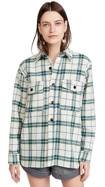 Isabel Marant Étoile Faxon Jacket
