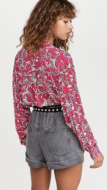 Isabel Marant Etoile Catchell Shirt