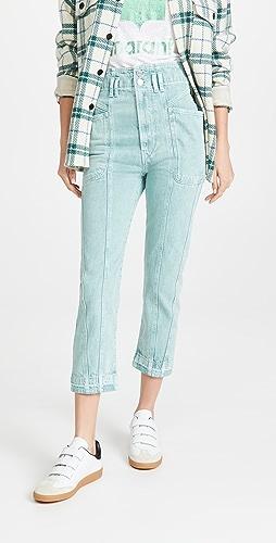 Isabel Marant Etoile - Tucson 牛仔裤