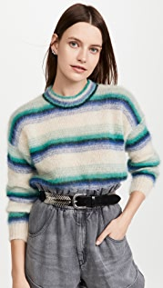 Isabel Marant Etoile Drussell Mohair Sweater