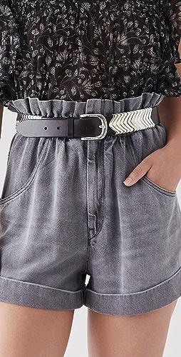 Isabel Marant Etoile - Itea 短裤
