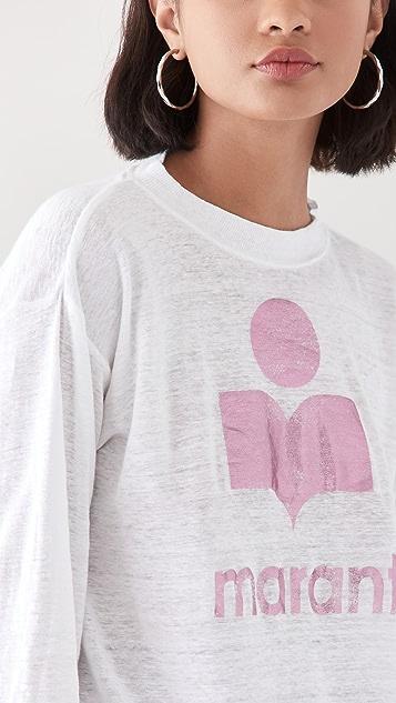 Isabel Marant Etoile Klowia T 恤