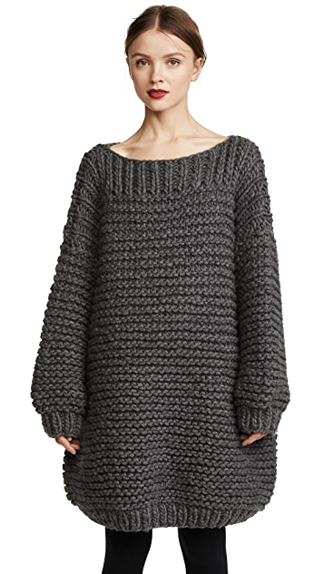 I Love Mr Mittens Maxi Sweater