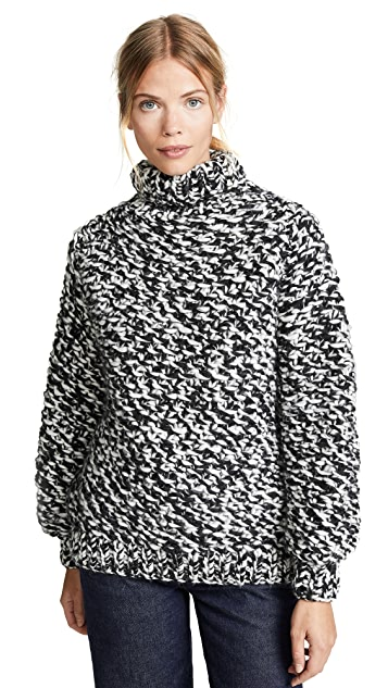 I Love Mr Mittens Pearl Sweater