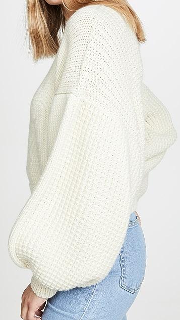 I Love Mr Mittens Jackie Sweater
