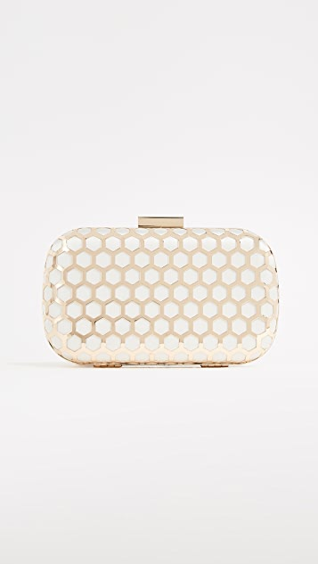 Inge Christopher Palermo Clutch