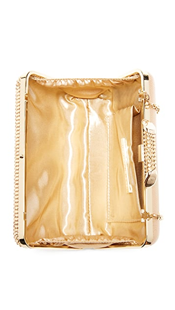 Inge Christopher Jacqueline Crystal Clutch