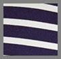 正宗海军蓝 / 奶油色条纹