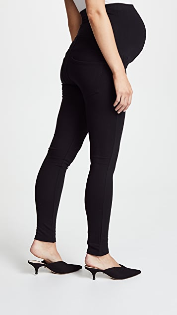 Ingrid & Isabel Ponte Skinny Maternity Leggings