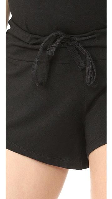 Ingrid & Isabel Maternity Lounge Shorts