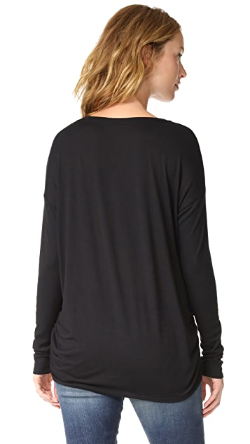 Ingrid & Isabel Relaxed Pullover