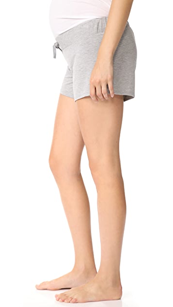 Ingrid & Isabel Lounge Maternity Shorts