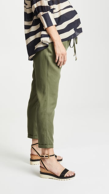 Ingrid & Isabel Tapered Ankle Maternity Pants