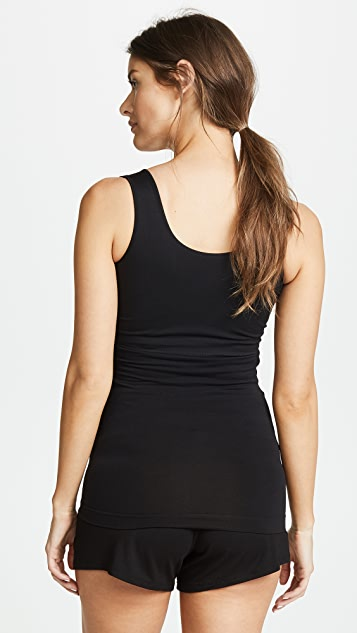 Ingrid & Isabel Seamless Crossover Maternity & Nursing Tank