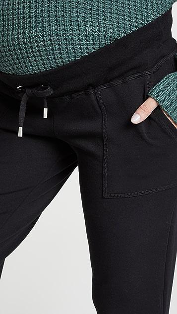 Ingrid & Isabel 针织运动慢跑裤