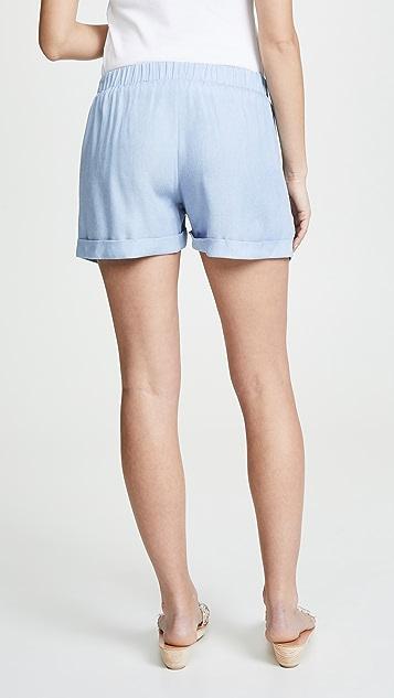 Ingrid & Isabel Простые шорты с эластичным поясом