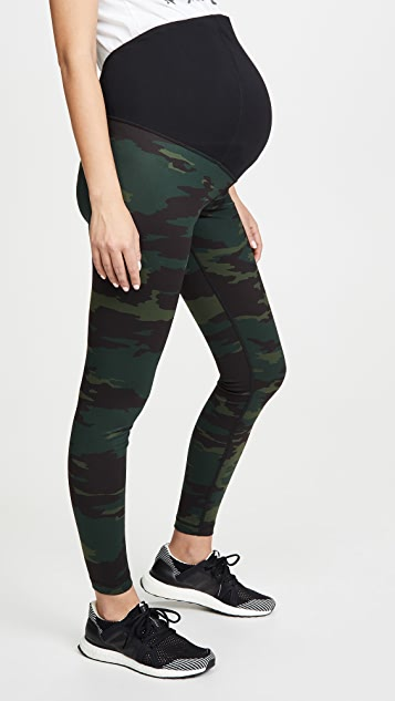 Ingrid & Isabel Active Leggings with Crossover Panel