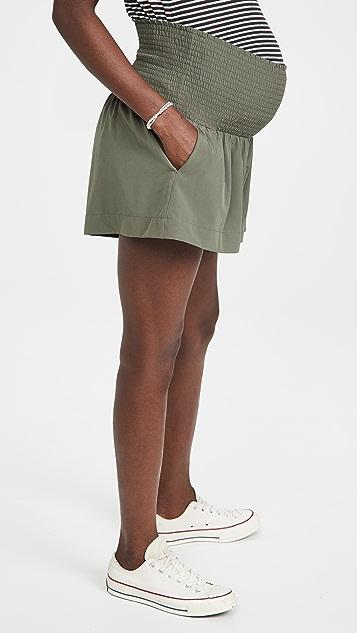 Ingrid & Isabel Easy Everywear 短裤
