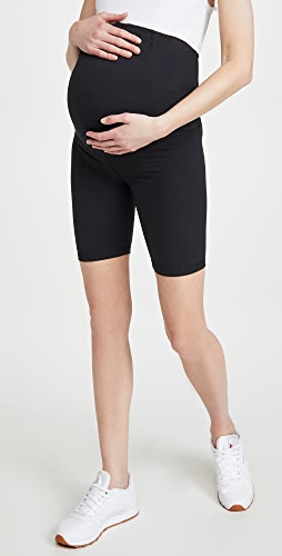 Ingrid & Isabel - Active Bike Shorts with Crossover Panel