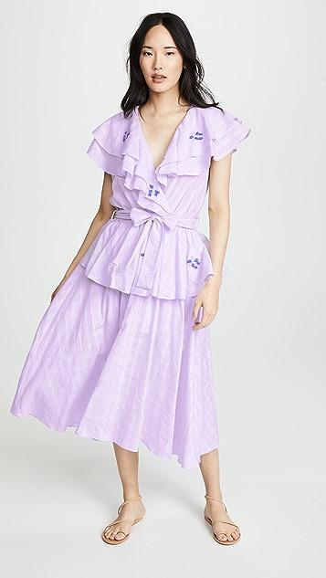 Innika Choo Pi Fürlunche Dress