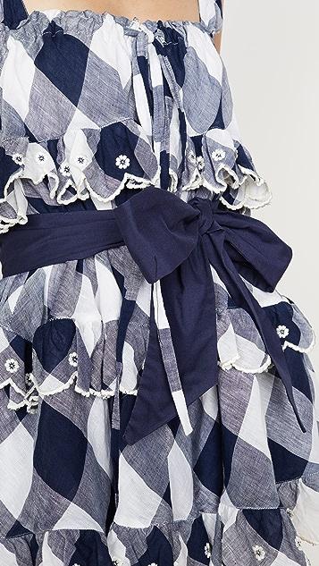 Innika Choo Iva Gudtais Dress