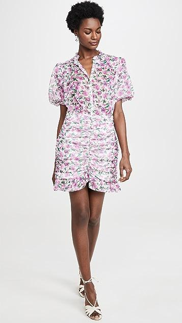 IORANE Floral Mini Dress