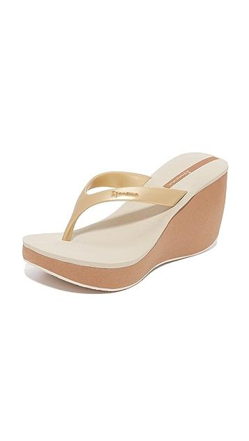 Ipanema Tango II Wedge Sandals