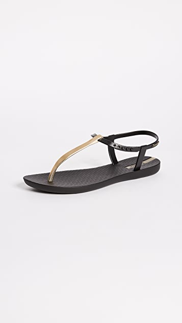 Bandeau T Strap Sandals by Ipanema