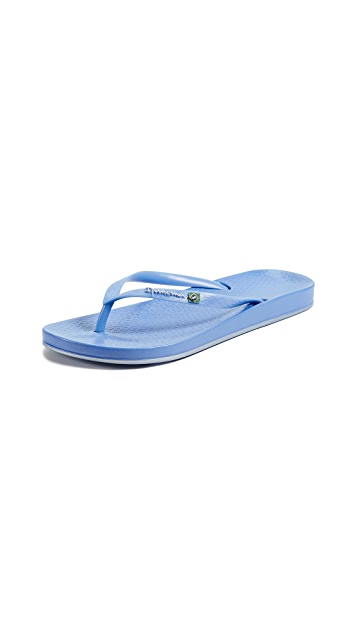 Ipanema Brilliant Brazilian Flip Flops