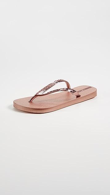 a089c1d9d69fb1 Ipanema Glam Flip Flops