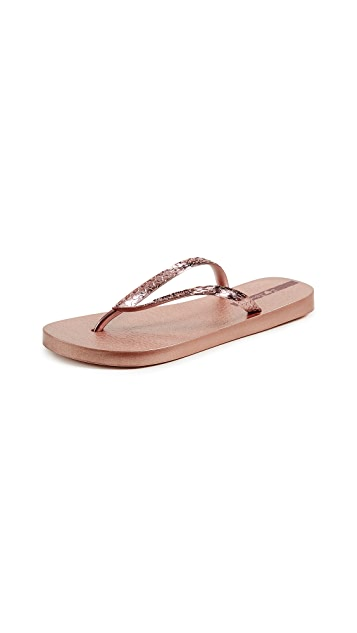 Ipanema Glam Flip Flops