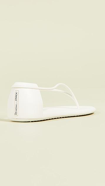 Ipanema Philippe Starck Thing N II 凉鞋