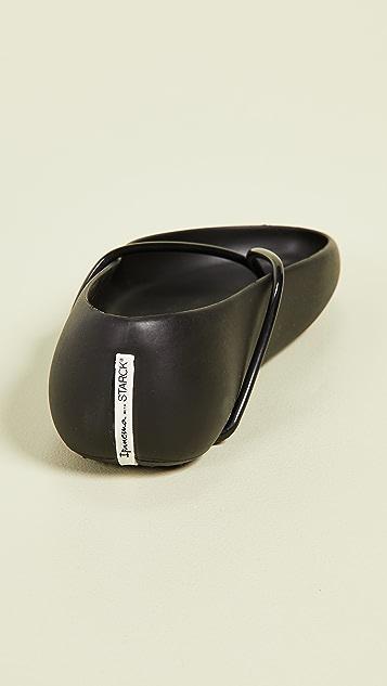 Ipanema Сандалии Philippe Starck с кольцами