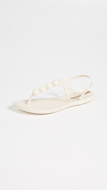 f3af359aeed4b Ipanema Pearl T-Strap Sandals
