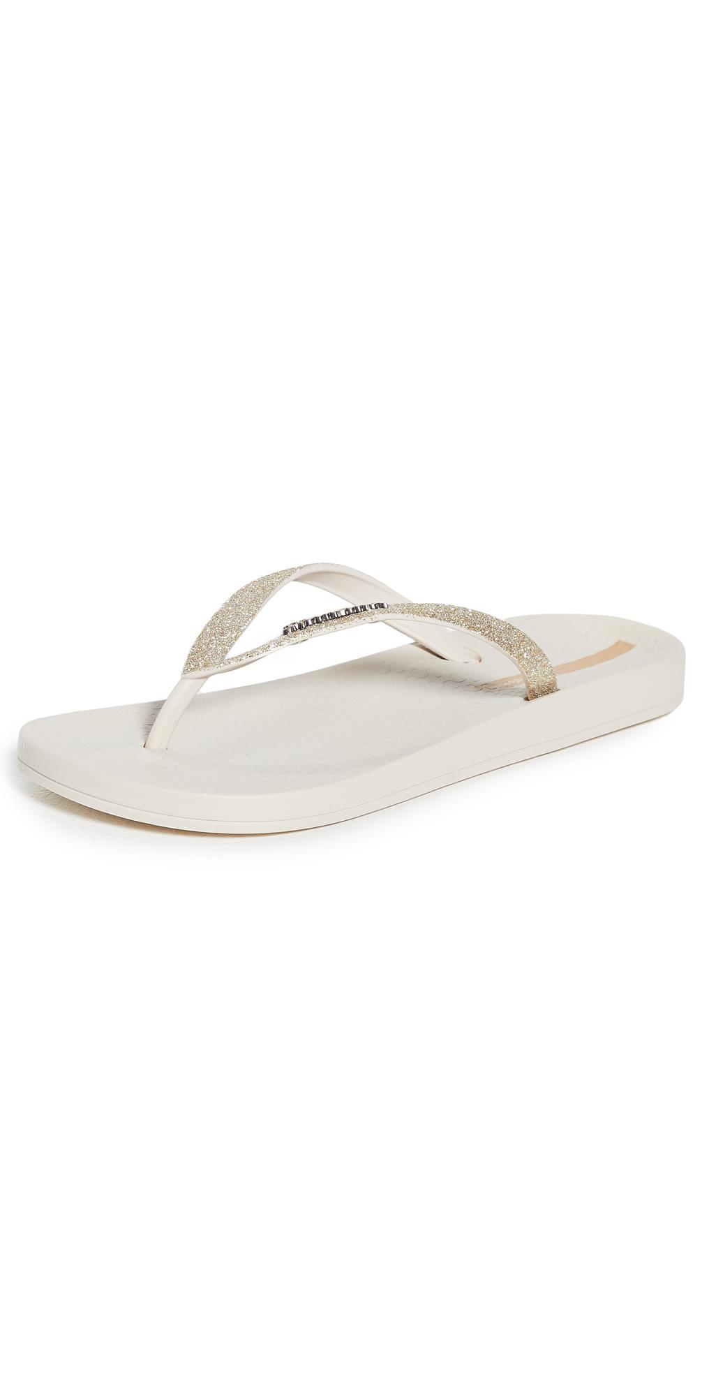 Ana Sparkle Flip Flops