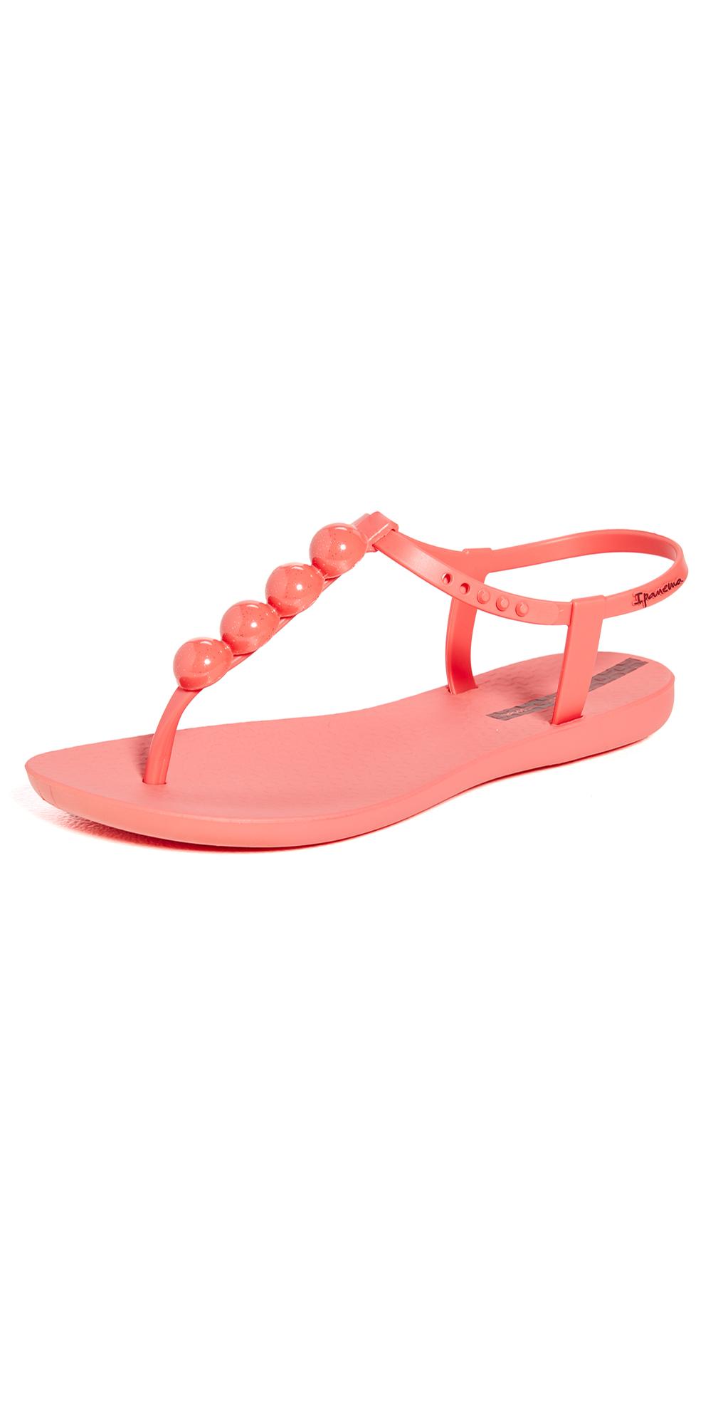 Pearl II T Strap Sandals
