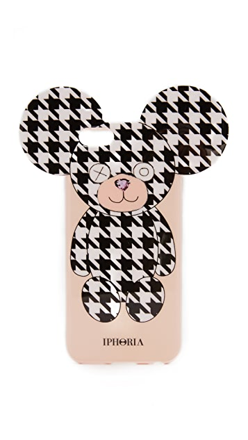 Iphoria Retro Teddy iPhone 6 / 6s Case